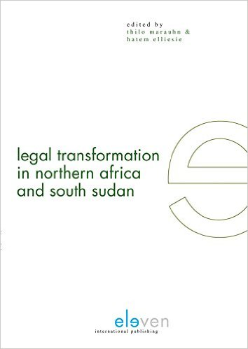 legal transformation in northern africa and the south sudan