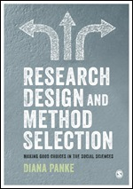 2018 panke research design and method selection